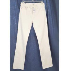 NWT - J. Crew Jeans - Straight & Narrow - Waist 27